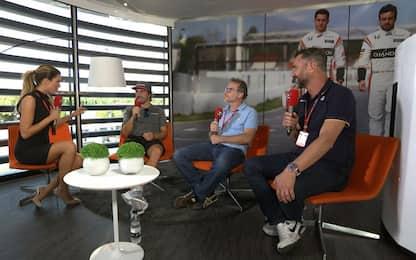 """Alonso: """"Vettel? Prima non c'era competizione..."""""""