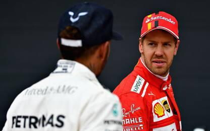 Monza, il venerdì della Mercedes. E la Ferrari...