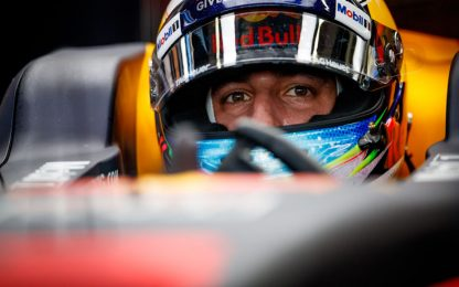"Ricciardo ci crede: ""Ho una macchina da pole"""