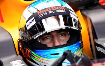 """Ricciardo: """"Vettel? Sono invidioso ma devo..."""""""