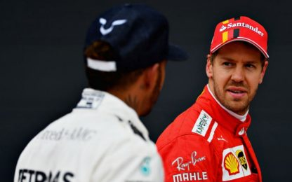 Vettel alla riscossa: servono personalità e punti
