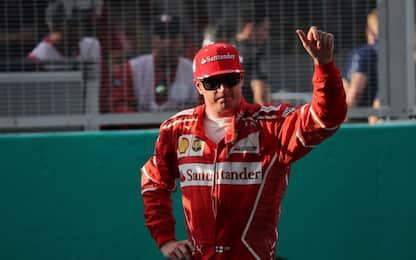 """Kimi, si può fare: """"Servirà una buona partenza"""""""