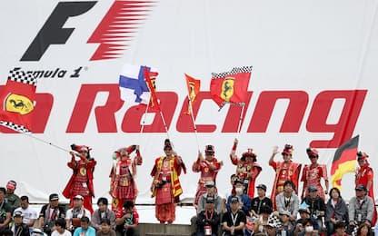 GP Giappone, il programma in tv su Sky Sport F1 HD