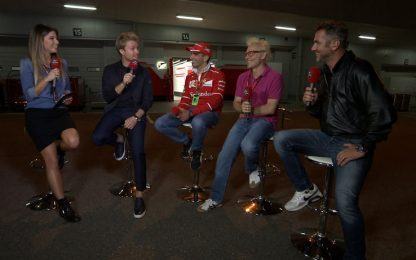 "Rosberg: ""Così Vettel può battere Hamilton"""
