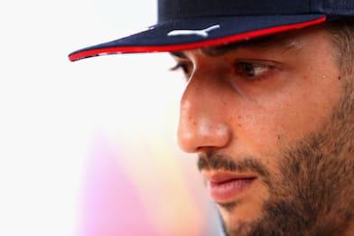 "Ricciardo: ""Se parto bene, me la gioco in gara"""