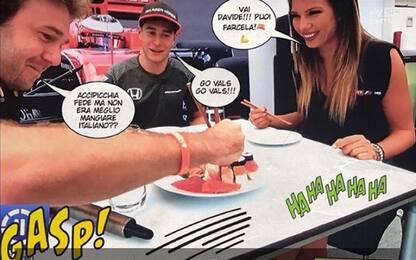 Formula 1, Feder1ca #aroundtheworld: GP Giappone