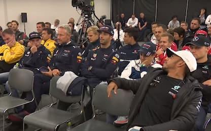 Suzuka, Hamilton punge Vettel: tutte le parole
