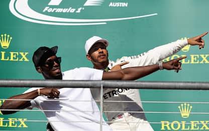 Hamilton trionfa ad Austin, secondo Vettel