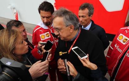 """Marchionne avvisa: """"Guai a snaturare la F1"""""""