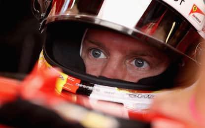"""Vettel: """"Contento, ma ci è mancato il ritmo"""""""