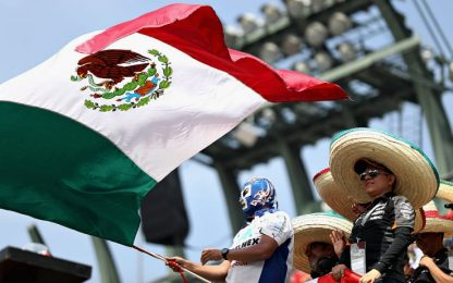 Feder1ca #aroundtheworld, GP Messico