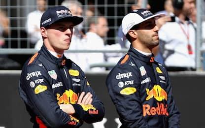 "Ricciardo: ""Mercedes favorite, servono 2 decimi"""