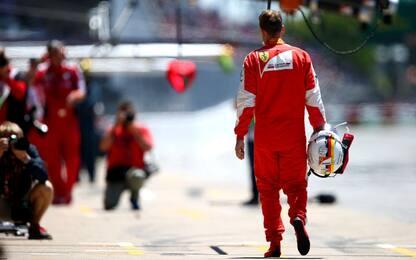 Vettel deluso e nel 2018 avrà un avversario in più