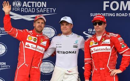"""Vettel deluso: """"Pole persa per una frenata..."""""""
