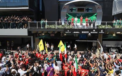 Vettel, la vittoria che fa tanto bene alla Ferrari