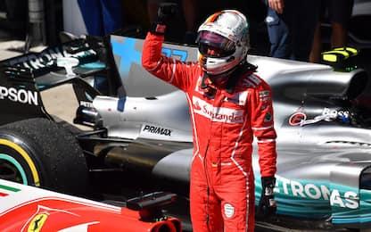 Ferrari, in Brasile vittoria che allontana i dubbi
