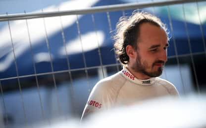Kubica proverà la Williams per i test Abu Dhabi