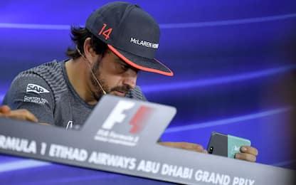 """Alonso-Honda """"Lasciata Ferrari per quel progetto"""""""