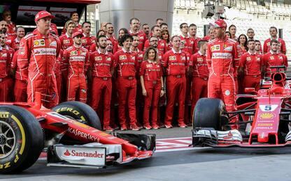 Abu Dhabi, ultimo giorno di scuola: Ferrari da 9