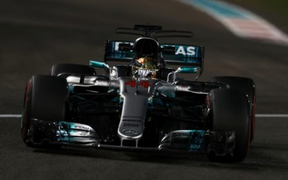 Formula1, GP di Abu Dhabi: l'analisi del venerdì