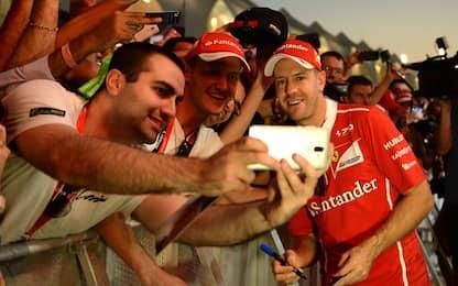 Abu Dhabi, l'ultimo ballo. E con un Vettel così...