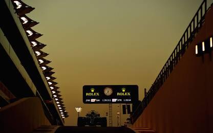 Abu Dhabi, a Bottas l'ultima pole della stagione