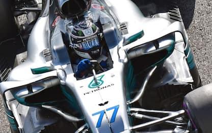 Abu Dhabi, dominio Mercedes. Ma Vettel ci proverà