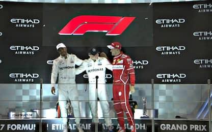 La F1 che cambia, anche nel logo: ecco il nuovo