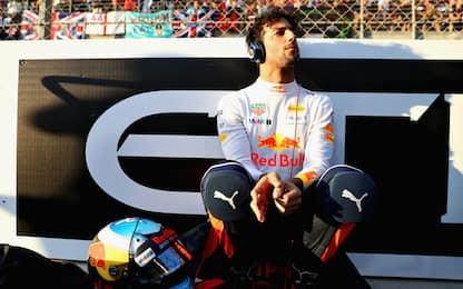 """Ricciardo: """"Ultimi GP terribili. Voglio una birra"""""""