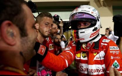 La F1 non fa vacanze: lo dice Seb. È già Mondiale