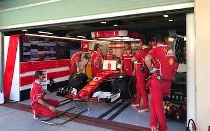 Test F1, Vettel il più veloce del secondo giorno