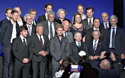 F1, nasce la Hall of Fame: premiato anche Schumi