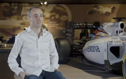 """Kubica: """"Privilegio tornare dopo anni difficili"""""""