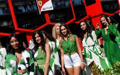 F1, niente più ombrelline in griglia di partenza