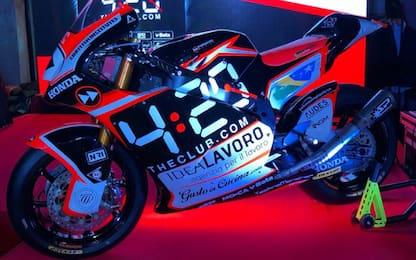 Forward Racing, c'è la moto di Manzi e Granado