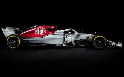Nasce l'Alfa Romeo-Sauber, svelata la nuova C37