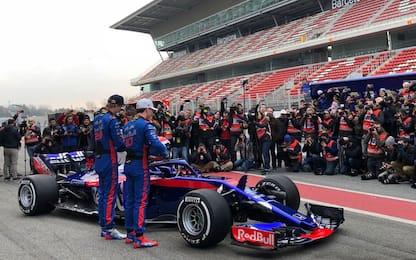 Formula1, Toro Rosso STR13: l'analisi tecnica