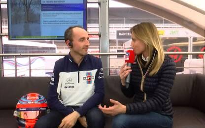 """Kubica: """"Torno da terzo pilota, molto è cambiato"""""""