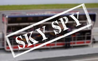 SkySpy dal GP d'Australia 2018: la prima top 10