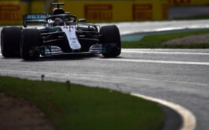 F1 al via: è ancora Hamilton contro tutti