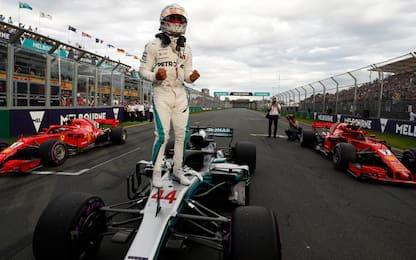 Vanzini: Hamilton Superman. Ferrari, niente paura
