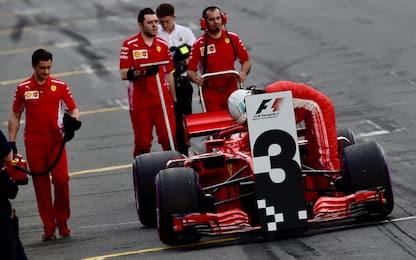 GP Australia, la griglia partenza