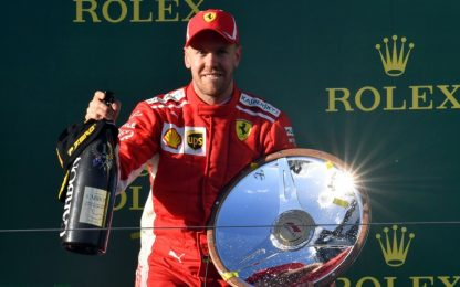 Turrini: Vettel, vittoria d'astuzia alla Schumi