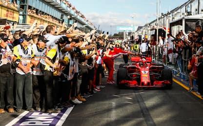 Vanzini: la Ferrari ha aggiunto la G mancante