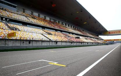 GP Cina: la griglia di partenza