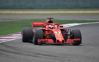 Super Vettel: l'analisi dei tempi della qualifiche