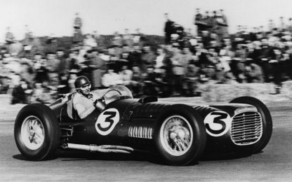 F1 e location esotiche, la storia di Fangio a Cuba