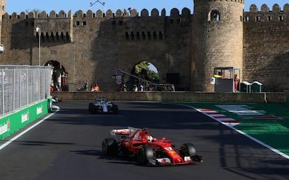 Cinque piloti in 24 punti: Baku sarà il 1° bivio