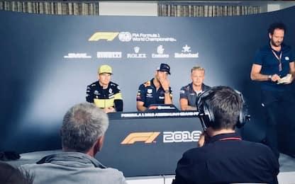 """Ricciardo: """"Futuro? Andrò dove posso vincere"""""""