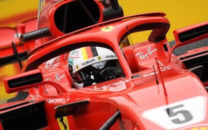 Vettel è felice, ma la festa Rossa è incompleta